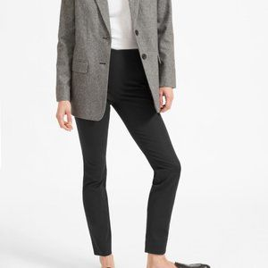 Everlane Side Zip Pull On Work Pants 4